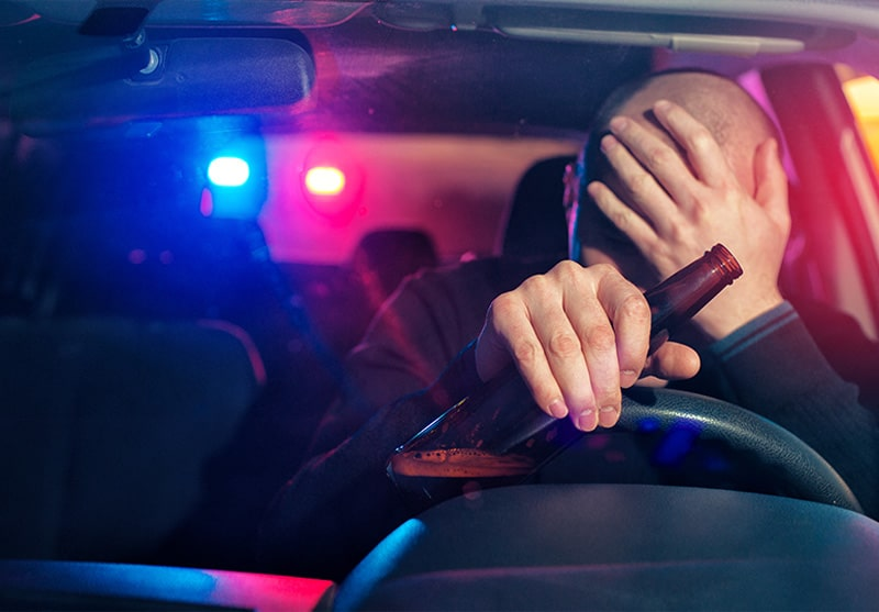DUI – Driving Under the Influence
